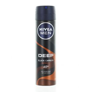 Nivea Spray deodorant barbati 150 ml Deep Espresso