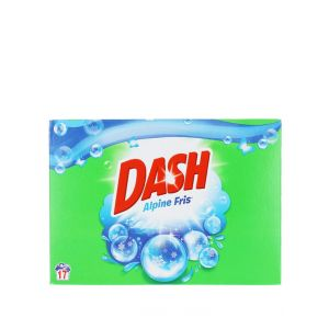 Dash Detergent automat 1.105  kg 17 spalari Alpine Fris