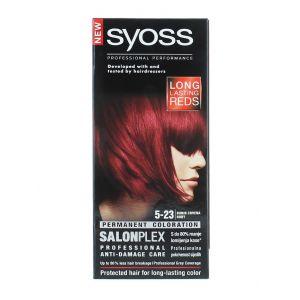 Syoss Vopsea de par Salonplex 5-23 Ruby