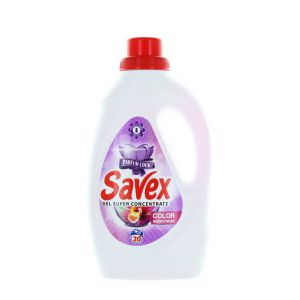 Savex Detergent lichid 1.1 L 20 spalari Color Brightness