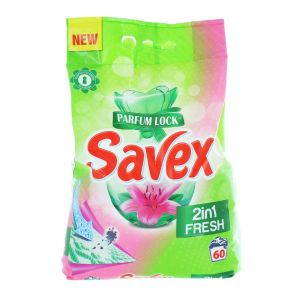 Savex Detergent Automat 6 kg 2in1 Fresh
