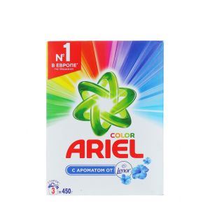 Ariel Detergent automat 450 g Color Touch Of Lenor
