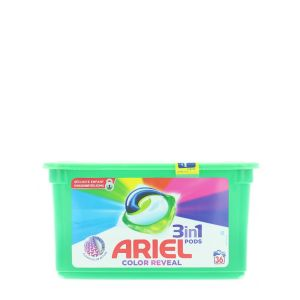 Ariel Detergent capsule 3in1 36 buc Color