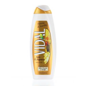 Vidal Gel de dus 500 ml Honey&Vanilla