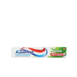Aquafresh Pasta de dinti 75 ml Triple Protection Herbal
