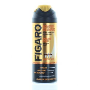 Figaro Spuma de ras 400 ml Argan Oil