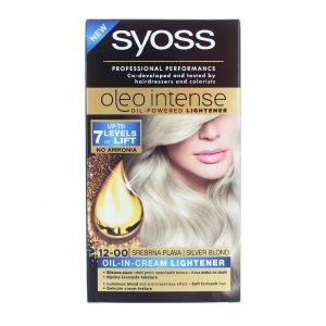 Syoss Vopsea de par Oleo Intense 12-00 Silver Blond