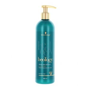 Schwarzkopf Beology Balsam de par cu pompa 400 ml Deep Sea Extract