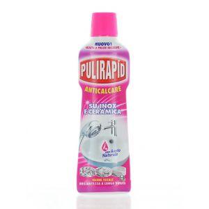 Pulirapid Solutie anticalcar cu otet 500 ml (roz)