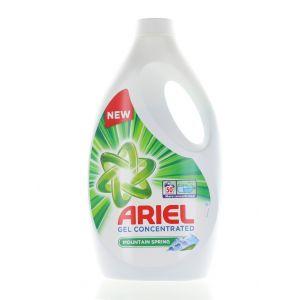 Ariel Detergent lichid 2.75L 50 spalari Mountain Spring