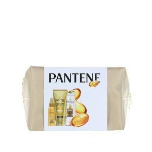 Pantene Gentuta femei:Sampon+Balsam+Ulei de par 360+200+100 ml Repair&Protect