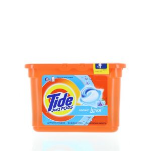 Tide Detergent Capsule 3in1 15 buc Touch Of Lenor