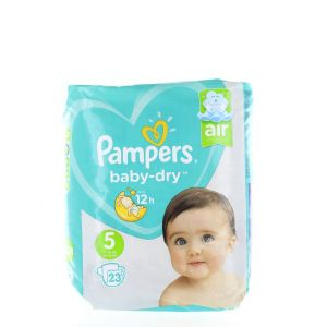 Pampers Baby Dry 5 Air Channels 11-16  kg 23 buc