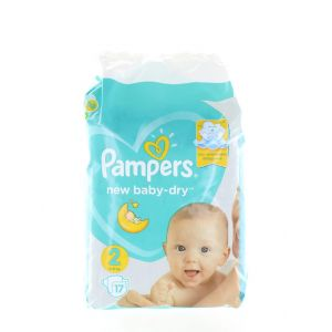 Pampers New Baby nr.2 Mini 4-8 kg 17 buc
