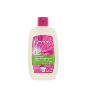 Carefree Gel intim 200 ml Aloe