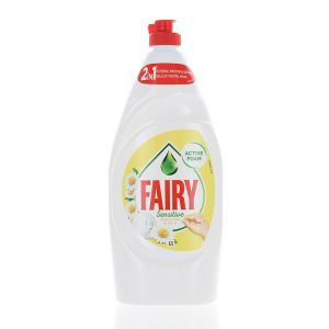 Fairy Detergent pentru vase 800 ml Sensitive Chamomile