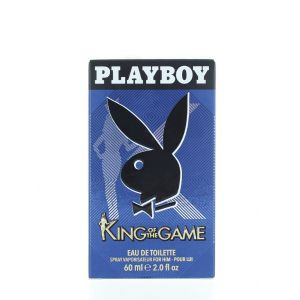 Playboy Parfum barbati in cutie 60 ml King Of The Game