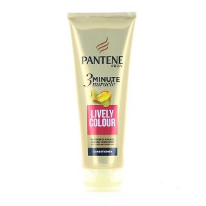 Pantene Balsam de par 200 ml 3 Minute Miracle Lively Colour (in tub)