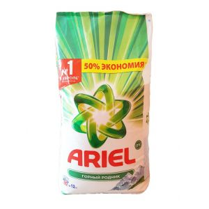 Ariel Detergent automat 12 kg 80 spalari Mountain Spring