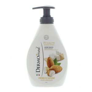 Dermomed Sapun lichid cu pompa 300ml Almond