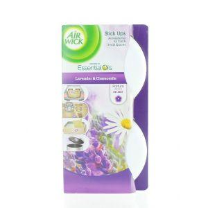 Airwick Odorizant Stick Ups 2x30 g Lavender & Chamomile