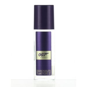 James Bond Spray natural femei 75 ml OO7