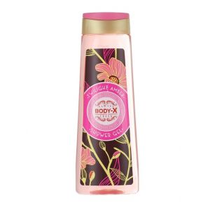 Body-X Gel de dus 500 ml Twilight Amber