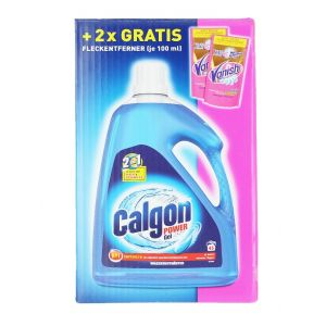 Calgon Gel anticalcar+2xVanish Detergent indepartat pete Plic Gold 2.25L+2x100 ml