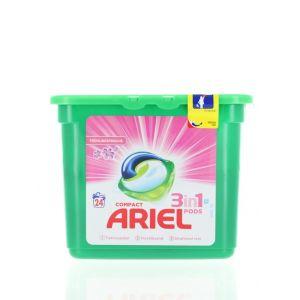 Ariel Detergent Capsule 3in1 24 buc Fruhlingsfrische