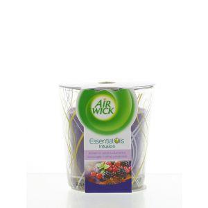 Airwick Lumanare odorizanta 105 g Deco Berries & Spice (cod:756/094)