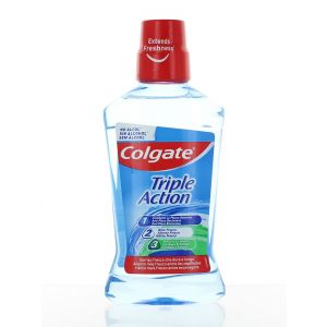Colgate Apa de gura 500 ml Triple Action