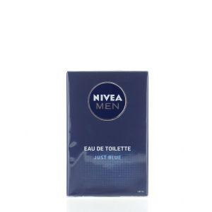 Nivea Parfum barbati in cutie 100 ml Just Blue