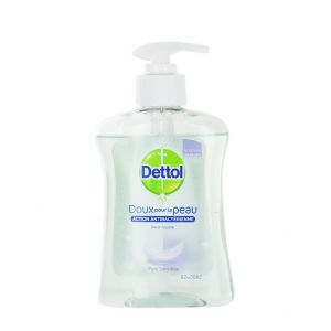 Dettol Sapun lichid cu pompa 240 ml Pure Sensitive