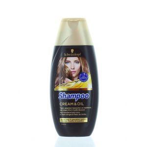 Schwarzkopf (Schauma) Sampon 250 mL Cream & Oil