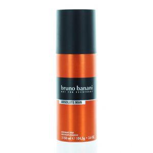 Bruno Banani Spray deodorant barbati 150 ml Absolute Man