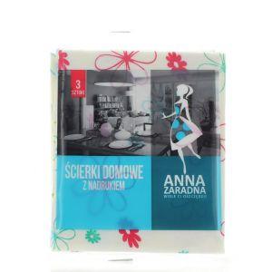 Anna Laveta universala cu imprimeu 3 buc