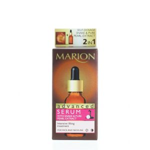 Marion Ser fata si gat 20 g With Snake & Pure Pearl Extract
