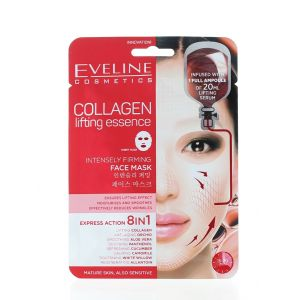 Eveline Masca de fata 8in1 Collagen Lifting Essence