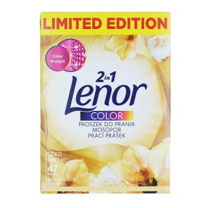 Lenor Detergent automat 3.525 Kg 47 spalari Color 2in1 Gold Orchid