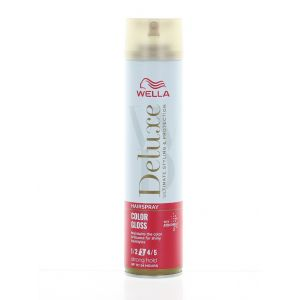 Wella Deluxe Fixativ de par 250 ml Color Gloss Nr:3 Strong Hold