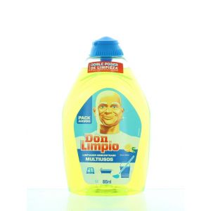 Don Limpio(Mr.Proper)Solutie curatat multisuprafete (concentrat) 885 ml Limon Fresco