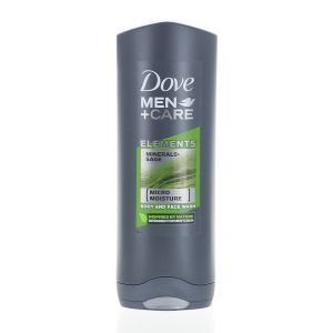 Dove Gel de dus barbati 250ml Men+Care Minerals&Sage