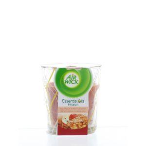 Airwick Lumanare odorizanta 105 g Deco Sugar Apple&Warm Cinnamon