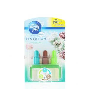 Ambi Pur Rezerva Odorizant Priza 3 volution 20 ml Frosted Pine