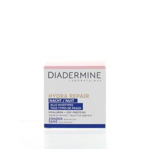 Diadermine Crema de noapte 50 ml Hydra Repair