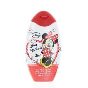 Disney Sampon&Gel de dus copii 300 ml Miss Minnie