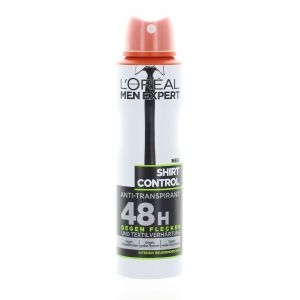 L'oreal Men Expert Spray deodorant barbati 150 ml Shirt Control