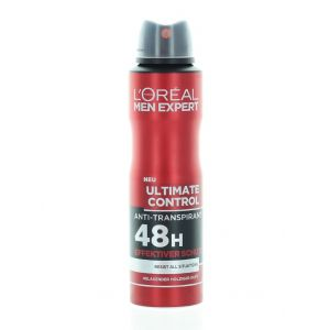 L'oreal Men Expert Spray deodorant barbati 150 ml Ultimate Control