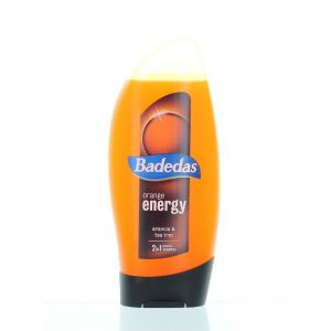 Badedas Gel de dus Barbati 250 ml 2in1 Orange Energy