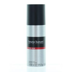 Bruno Banani Spray deodorant barbati 150 ml Pure Man